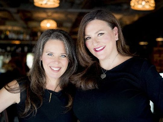 Sarah Winkler, left, and Courtney Burkett are the founders of the new Detroit Public Theatre. It will begin staging shows in the fall of 2015 in the Allesee Rehearsal Hall at the Max M. Fisher Music Center.