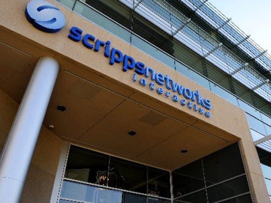 Scripps Networks Interactive's Knoxville headquarters