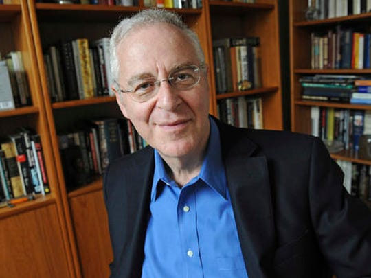 FILE - In this April 18, 2011 file photo, Author Ron