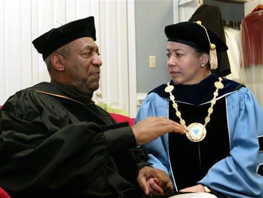 Bill Cosby, Beverly Tatum
