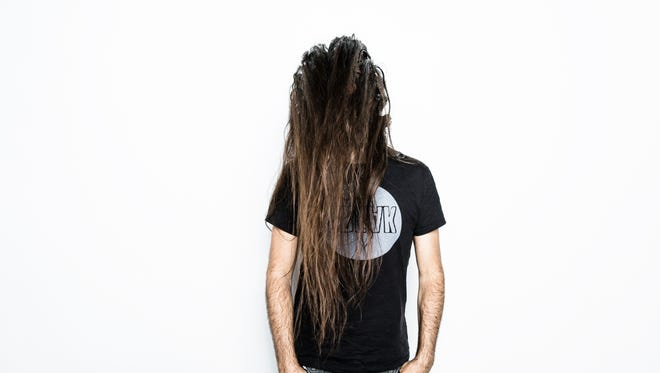 Bassnectar performs at a Halloween Masquerade 2015 at The DeltaPlex Arena. Headlining is popular electronic project Bassnectar,