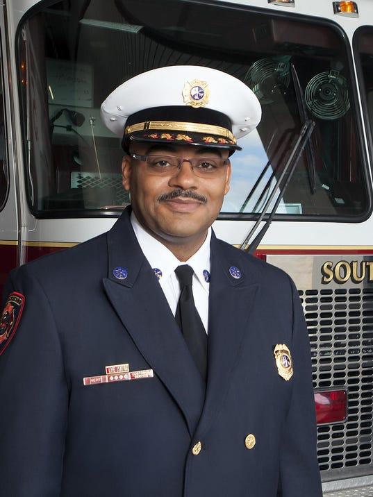 Southfield Fire Chief Menifee