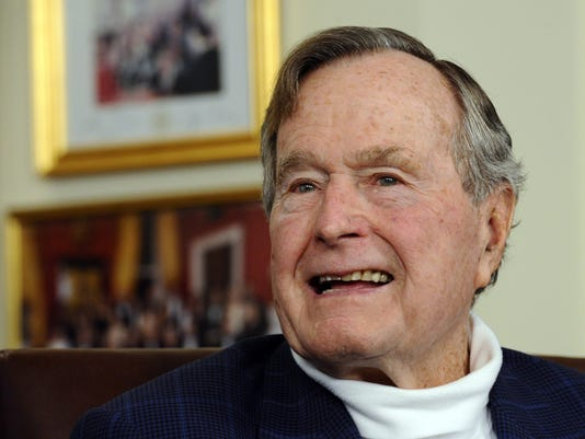 George Hw Bushs State Funeral Set For Wednesday