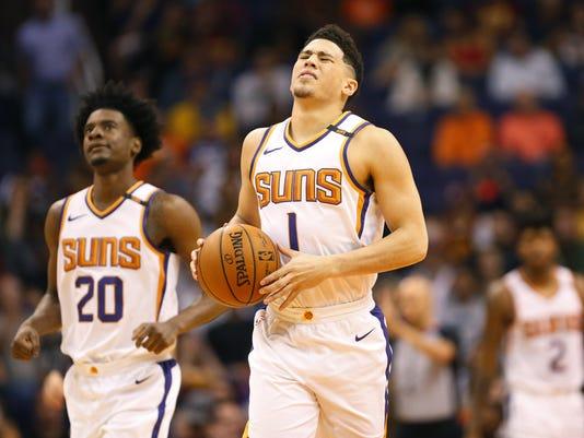 Cavaliers vs Suns