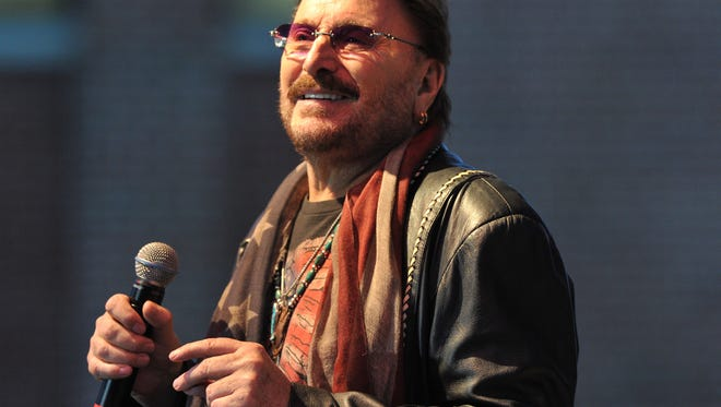 Vocalist Chuck Negron of Three Dog Night fame will perform a benefit Friday at The Show in Rancho Mirage.