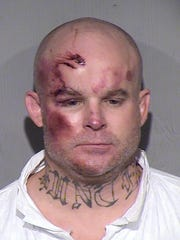 Ryan Giroux, the suspect in a Mesa mass shooting that