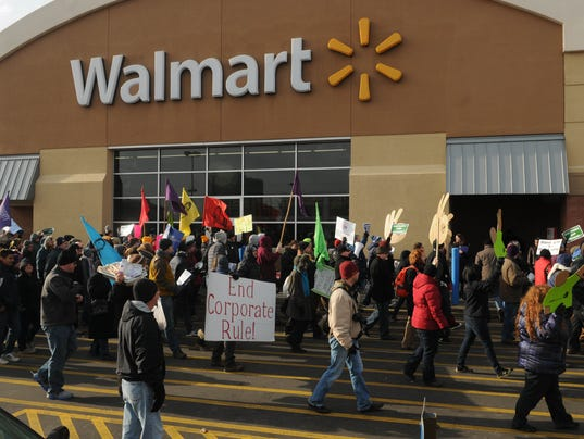 AP BLACK FRIDAY PROTEST A USA MN