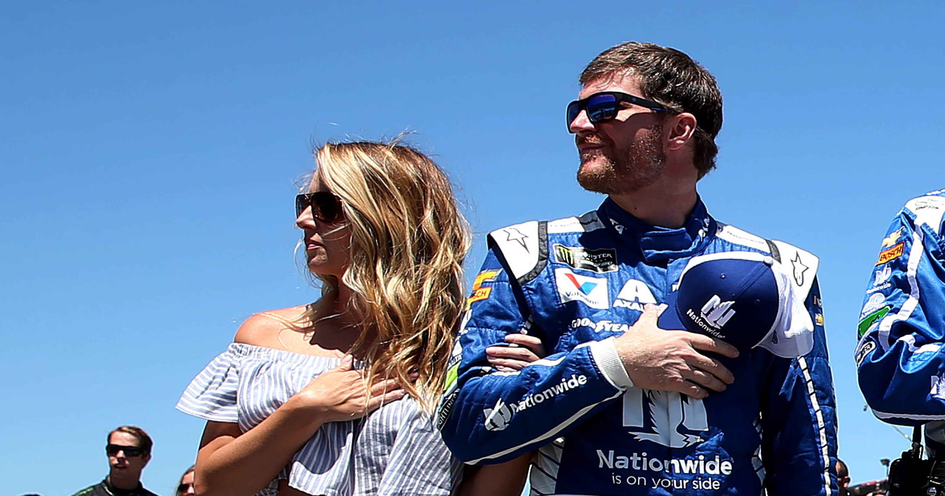 Dale Earnhardt Jr Wedding.Nascar Star Dale Earnhardt Jr Wife Expecting Their First Child