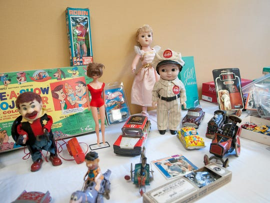 Vintage toy shops in Indiana didn't have any Super Balls in stock.