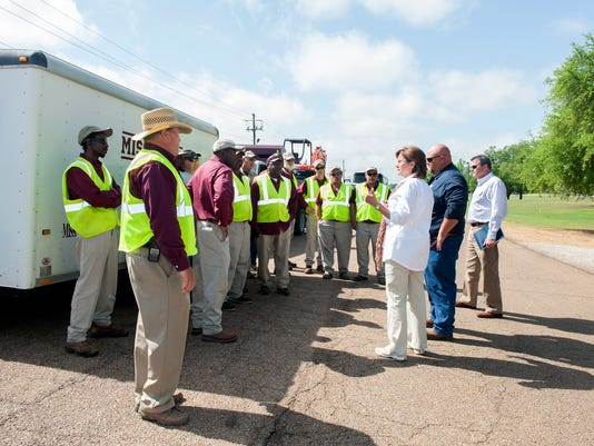 MSU helps in Winston County