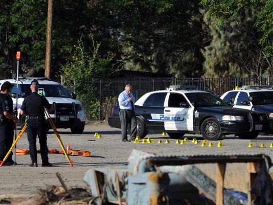 San Bernardino police shooting
