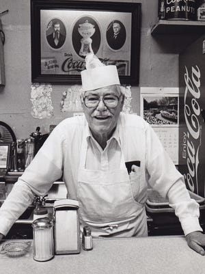 Fred Workman, 96, of Coshocton, died Thursday. He owned and operated Workman's Restaurant on Main Street with his brother Charlie until they closed it in 2005.