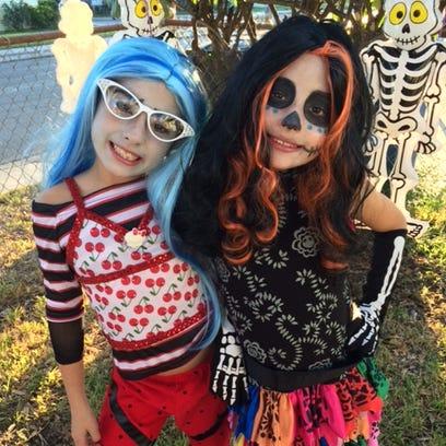 Super Halloween costumes from San Antonio area kids.