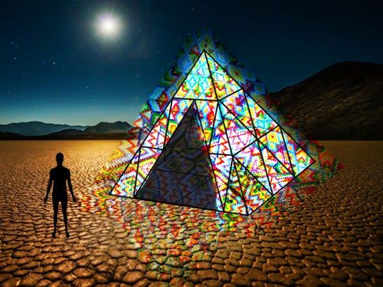 Мандалы пирамиды