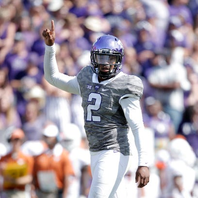 No. X: TCU Horned Frogs.