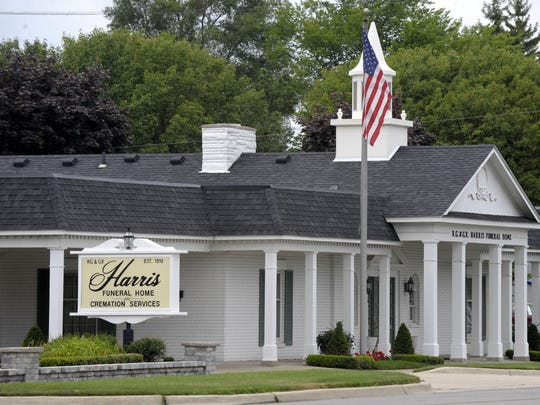 Thomas Rost is the owner of R.G. & G.R. Harris Funeral Homes, with three Detroit area locations. His business is the plaintiff in an upcoming case at the U.S. Supreme Court.