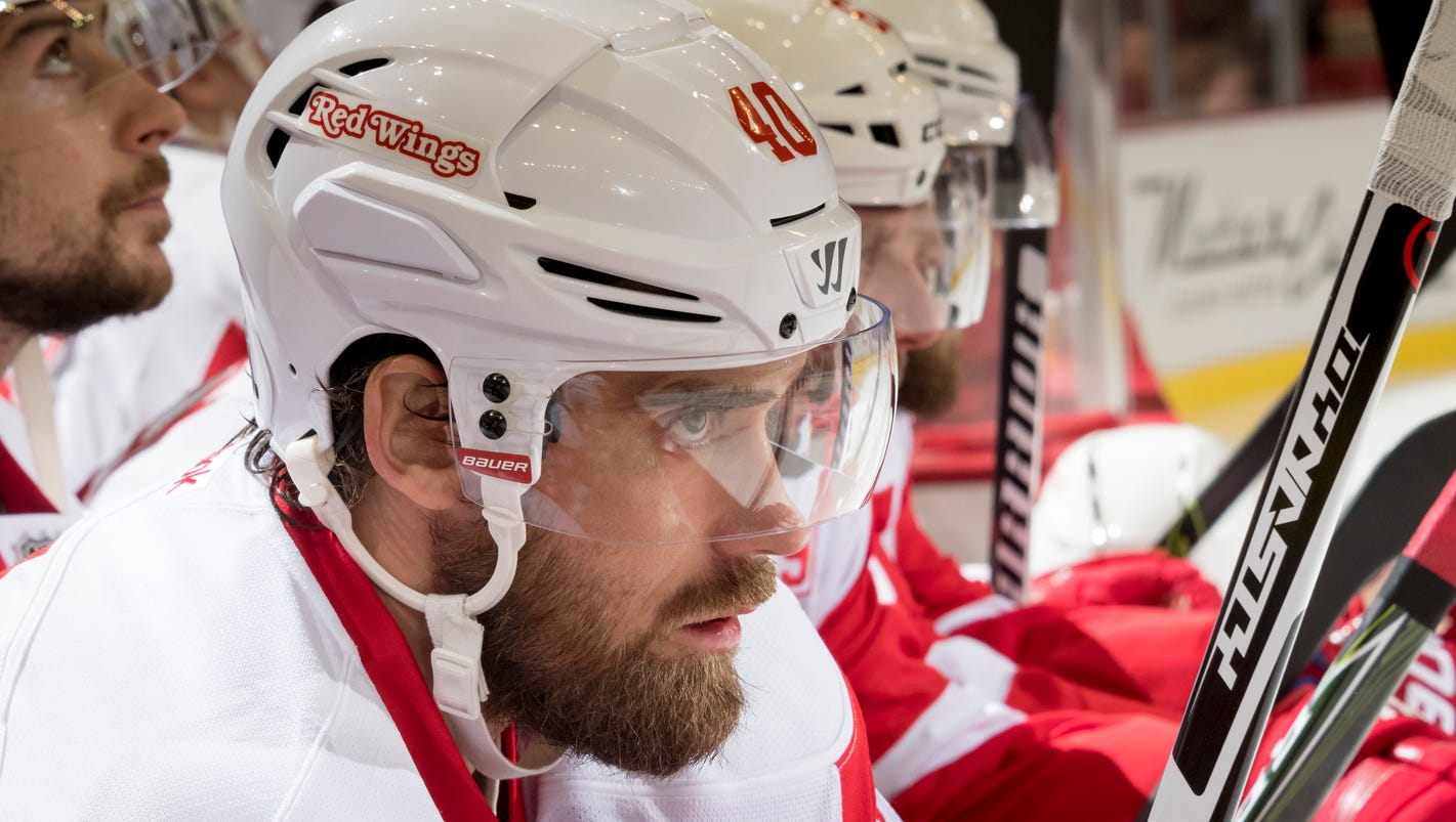 Red Wings mailbag: Henrik Zetterberg's time is running out