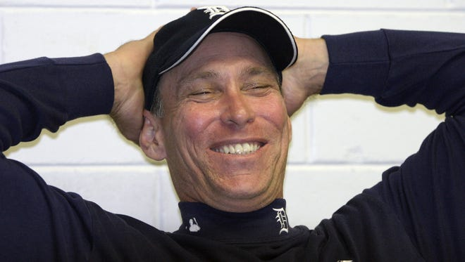Alan Trammell finally found his way to the Hall of Fame.