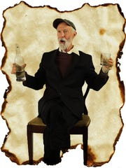 """Graham Smith as Richard in Florida Rep's """"The Seafarer"""""""