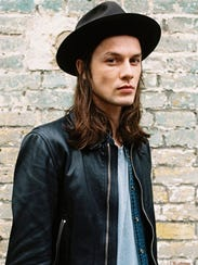 James Bay will perform at the Marquee Theatre.