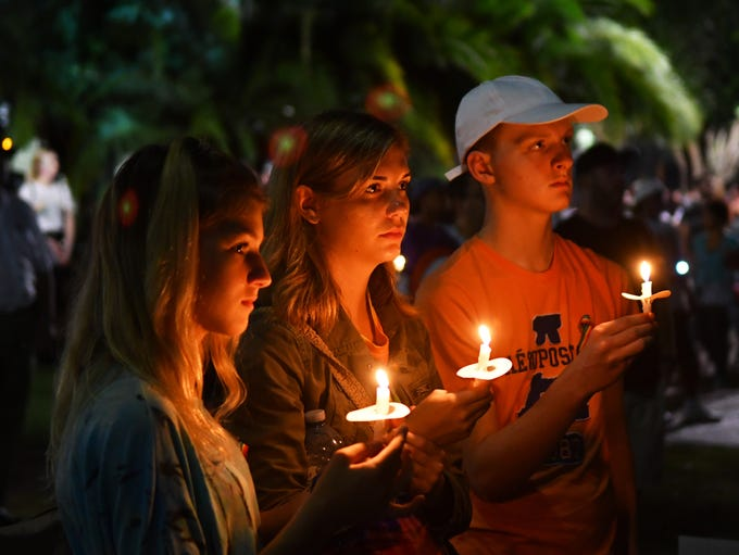 "Thousands attended ""Orlando Love: Remembering Our"