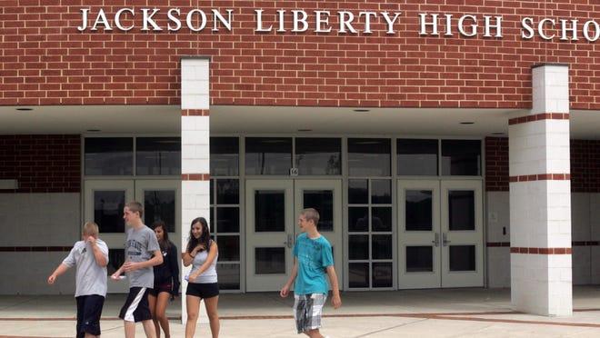File photo: Jackson Liberty High School