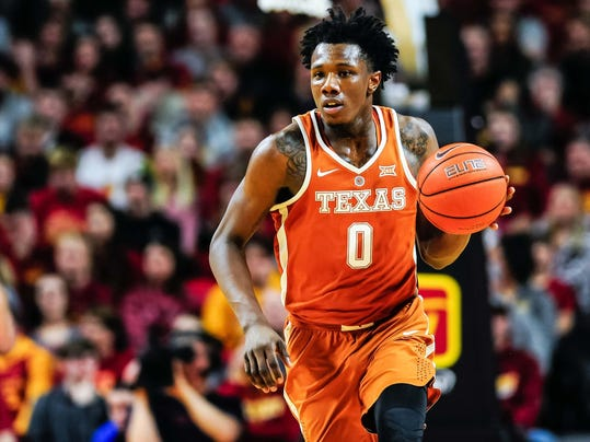 NCAA Basketball: Texas at Iowa State