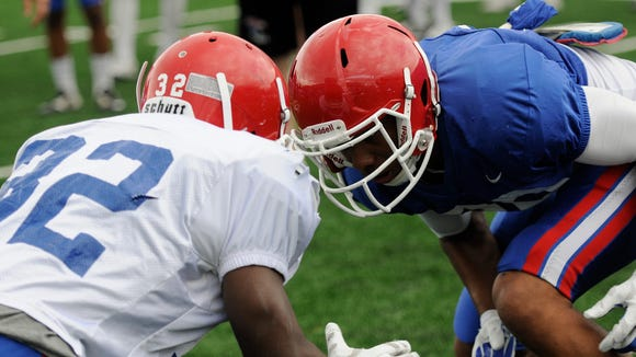 Louisiana Tech is in search of two new starting cornerbacks in 2016.
