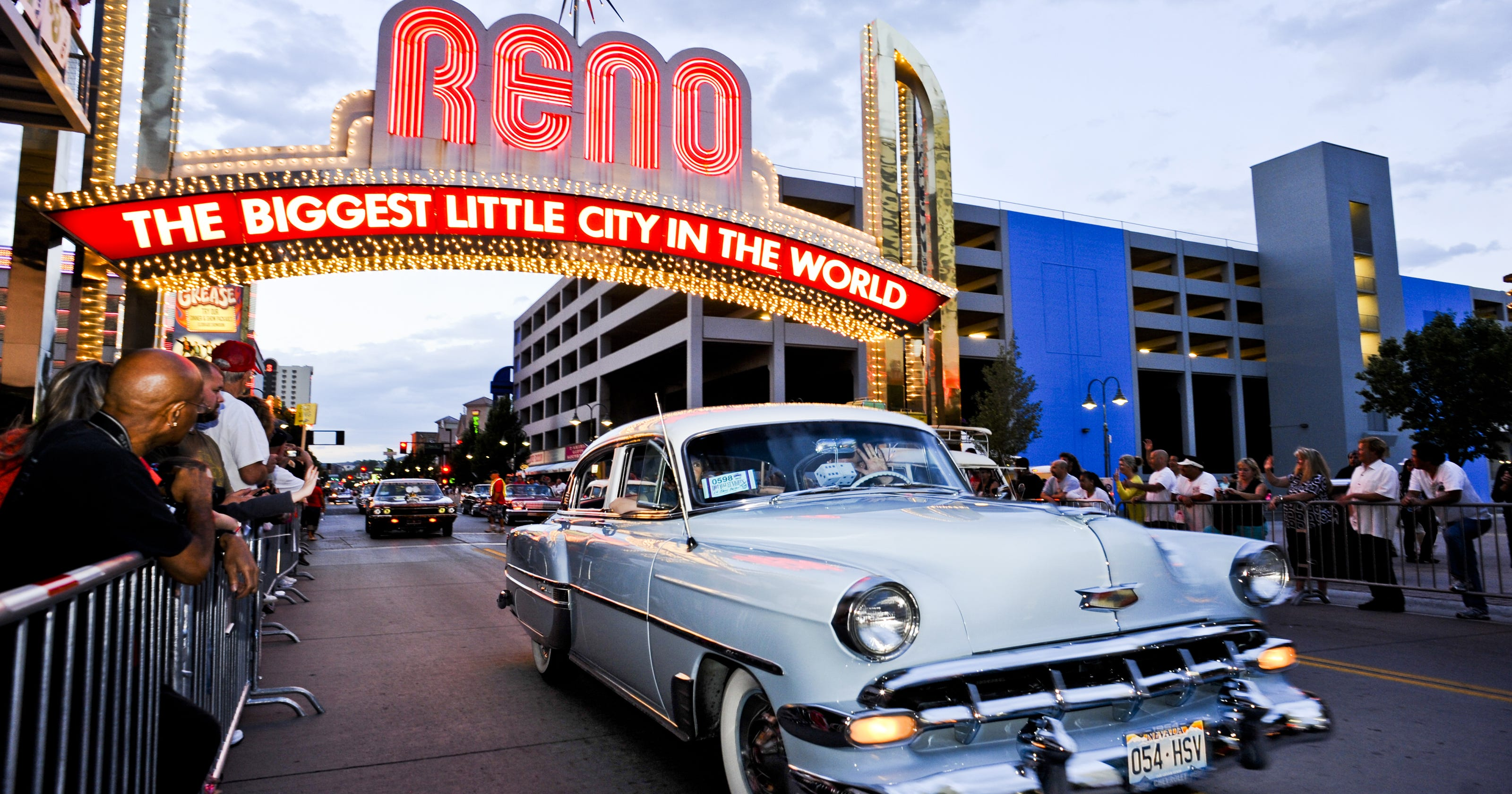 Hot August Nights Weekend Schedule - Car show reno sparks convention center