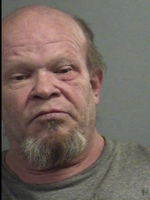 Brad Vandeventer, 59, is charged with driving under the influence.