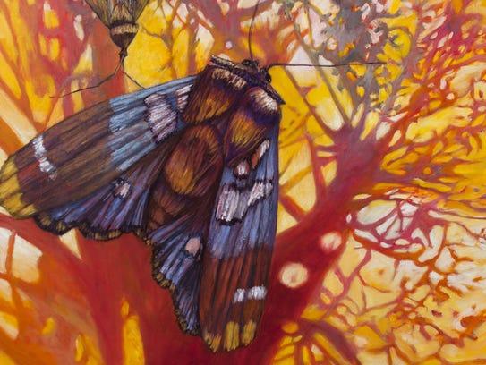 """Relative Distance"" by Santa Fe artist Laura Rosenfeld"