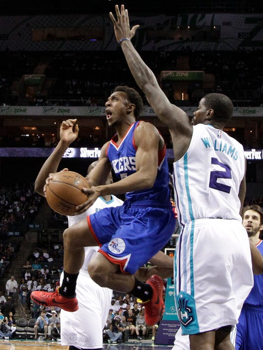 Ish Smith, Marvin Williams