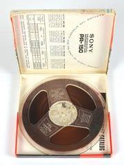 The original recording of Dr. Martin Luther King's