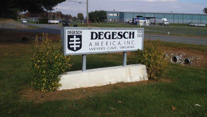 Decesch America, Weyers Cave