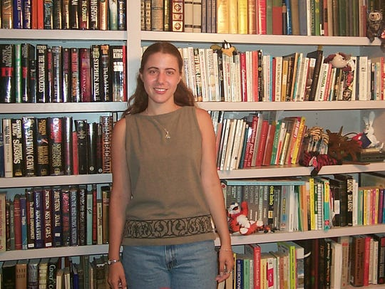 Elaine Massung, valedictorian of Sebastian River High