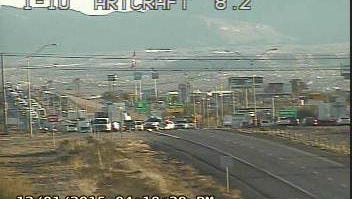 Traffic on Tuesday afternoon was diverted off Interstate 10 West at Artcraft Road because of a fatal accident  on the freeway..