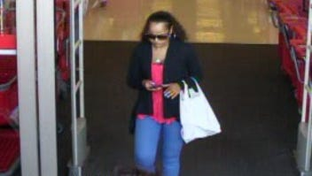 Springettsbury Township Police are seeking the identity of this woman, suspected in a credit card fraud case.