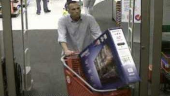 Police are asking for help in identifying this man, suspected of theft at the Target in West Manchester Township.