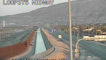 El Paso police investigating a serious accident Monday involving a pedestrian on the eastbound lanes of the Cesar Chavez Border Highway near the Midway exit ramp.