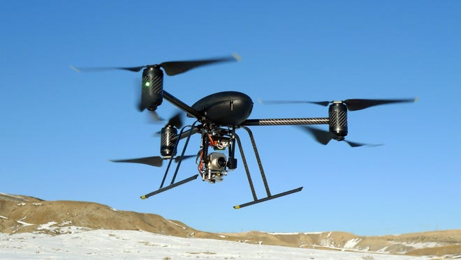Jackson officials are considering legislation to regulate drones in city limits and require the unmanned flying machines to be registered with the city.