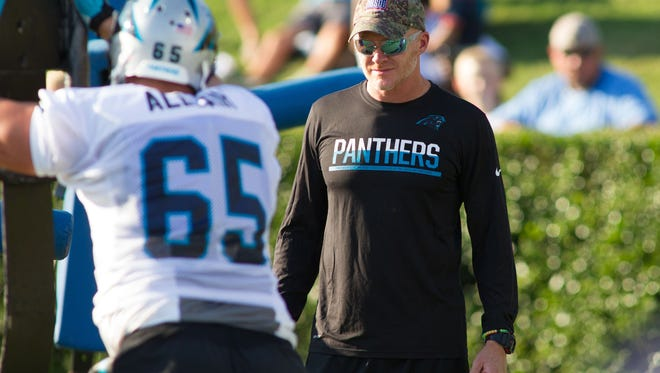 Panthers defensive coordinator appears to have emerged as the top head coaching candidate for the Bills.