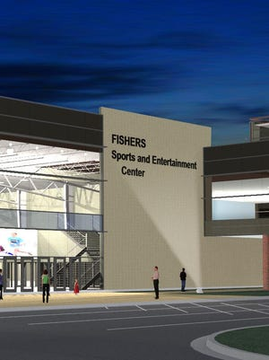 GP Sports and Entertainment proposes to build a $76.4 million sports complex at I-69, Exit 210. The complex will include a 6,000-seat arena, a 245,000-square-foot fieldhouse, and a 630-space parking garage.