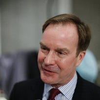 AG Bill Schuette wins Mackinac straw poll as Republican activists' choice for governor