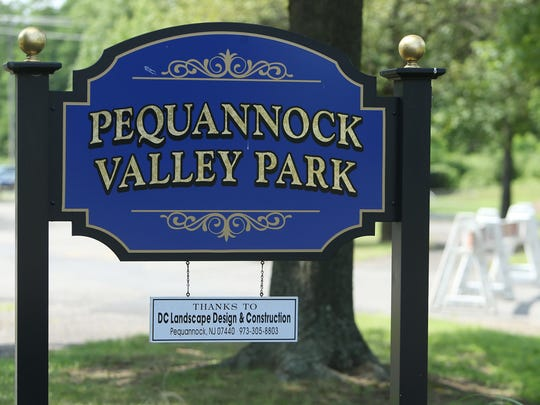 Pequannock Valley Park was closed today after a 3-year-old drowned Monday afternoon in the parks Woodland Lake. July 12, 2016, Pequannock, NJ
