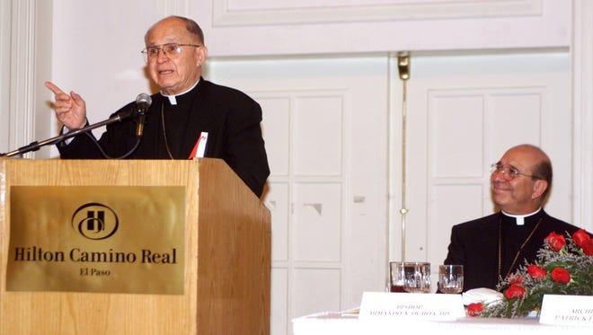 Archbishop Patricio Flores