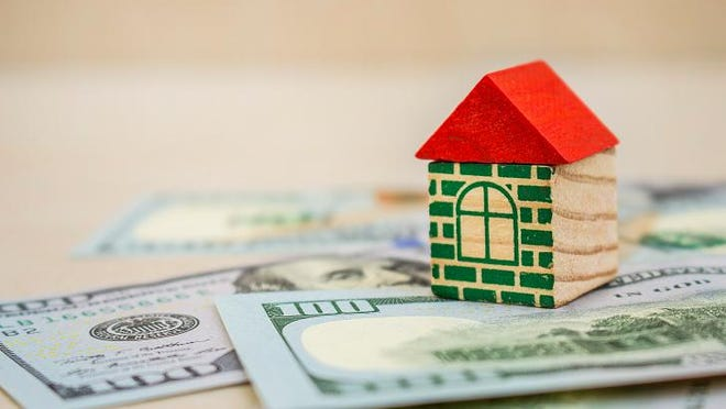 This year's state budget under Chris Christie has a $322.5 million allocation for Homestead benefit tax bill credits, down $18.5 million from last year. Meanwhile, property taxes have increased $700 million statewide (Getty Images/iStockphoto)
