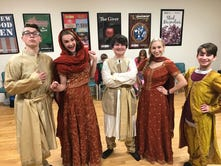 Stage One Youth Theatre takes on 'Aladdin'