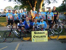 Sussex Cyclists has the perfect ride for you