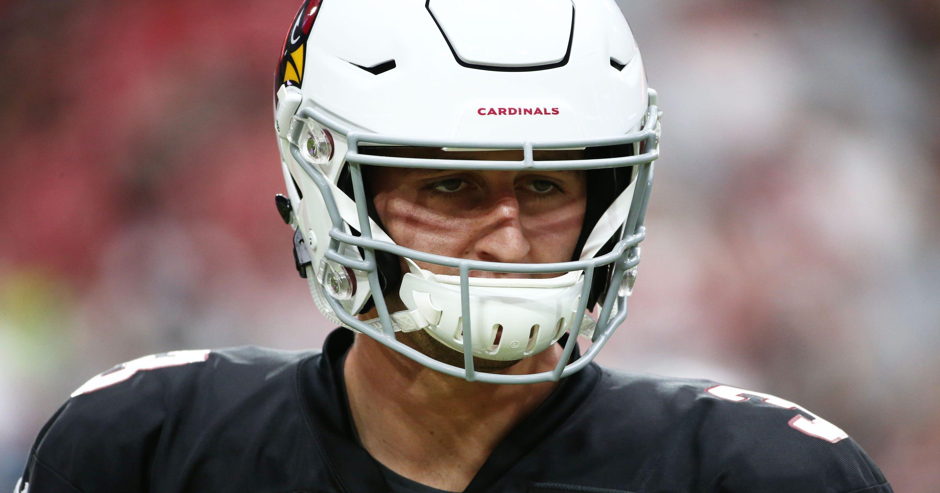 Expect a lot of Arizona Cardinals rookie quarterback Josh Rosen in  preseason opener 411d48f59