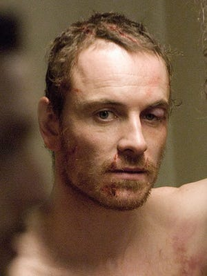 "Michael Fassbender plays an IRA prisoner in 2008's ""Hunger."""